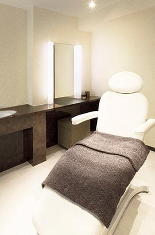 モンテプラザ:施術室(処置ベッドタイプ)7部屋